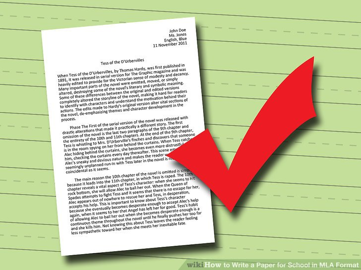 how to write a formal essay example