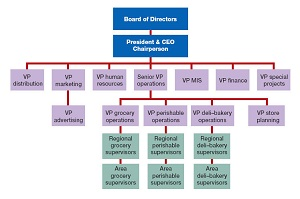 example of unity of command in management