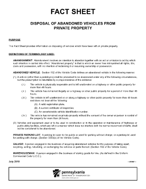 example letter of intent to dispose of uncolletced goods
