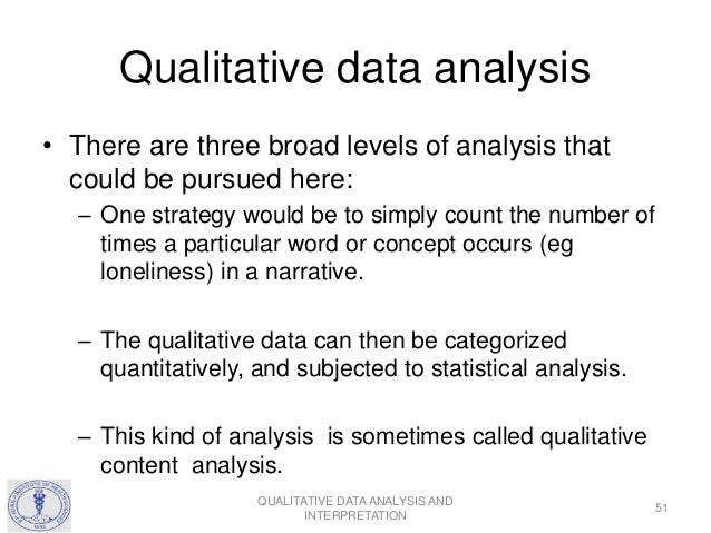 example of data analysis in qualitative research