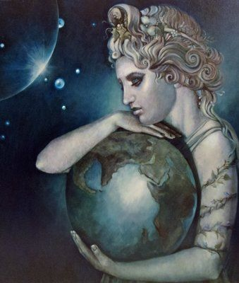 the earth mother archetype example