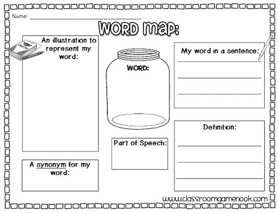 semantic web example for elementary students
