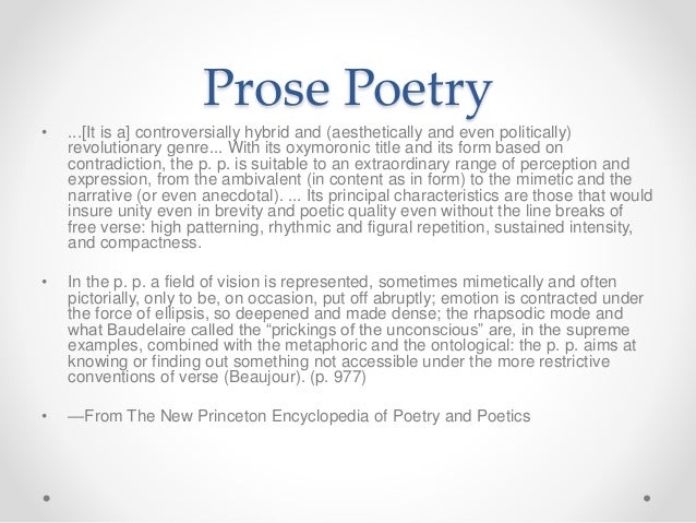 example of poem and poetry
