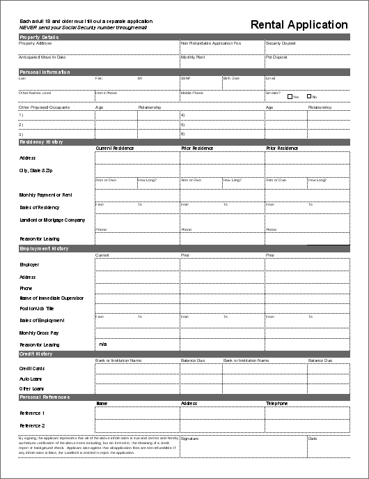 character reference for renting a house example