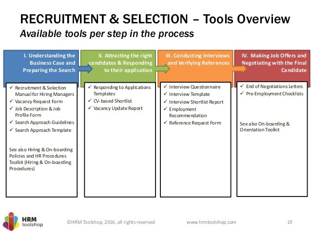example of use case description for an employement recruiters