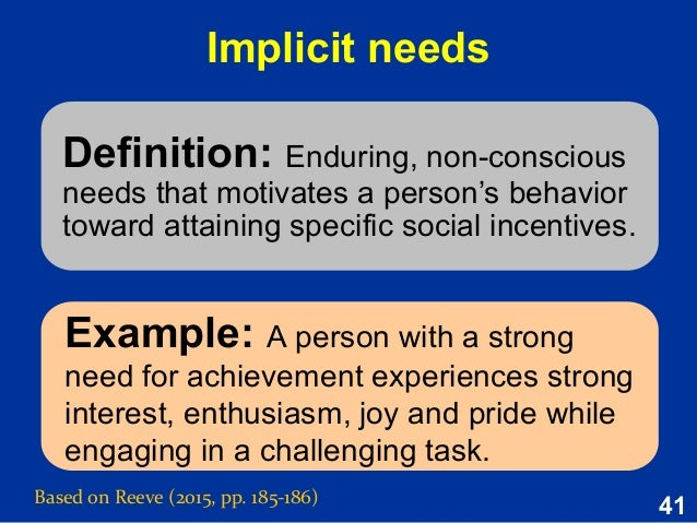 definition of implicit and example