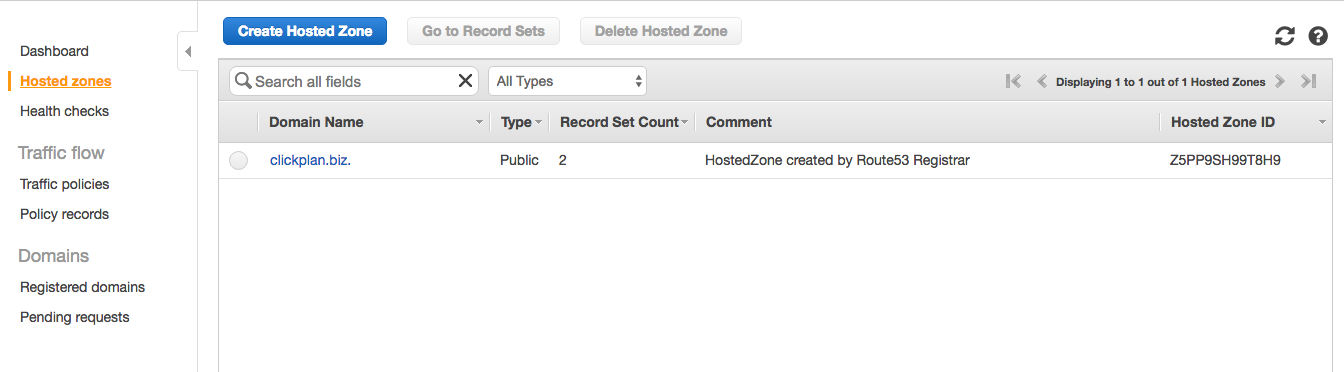 aws route53 change resource record sets example
