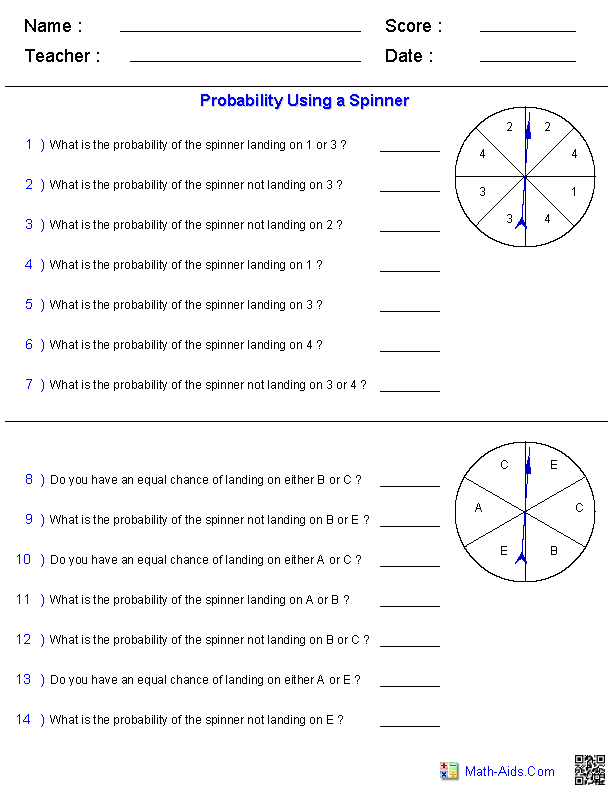 statistics and probability example problems